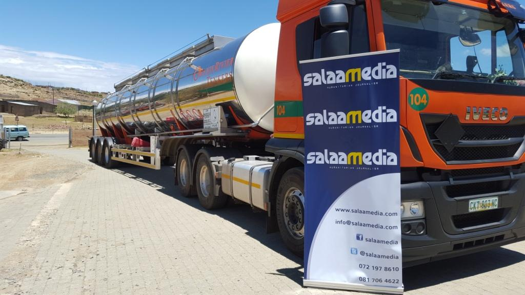 Water deliveries to the Eastern Cape as drought strikes