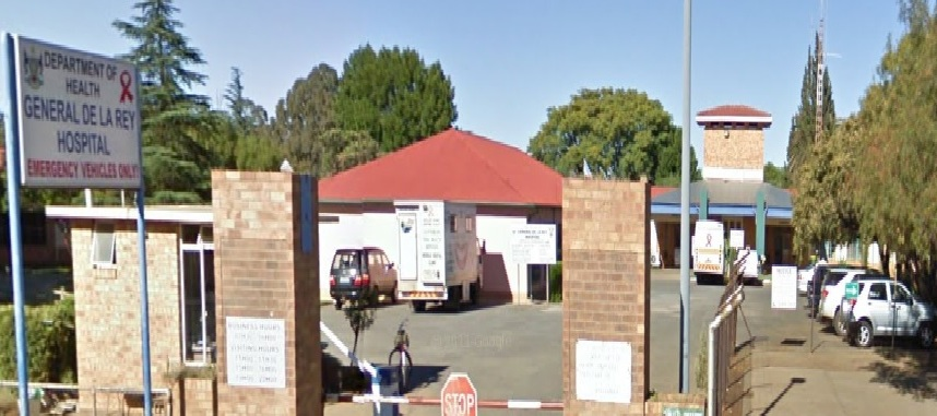 Lichtenburg's hospital in dire straits