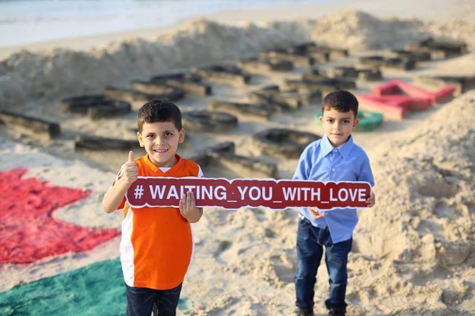 #WBG – Leigh-Ann Naidoo 100 miles from Gaza