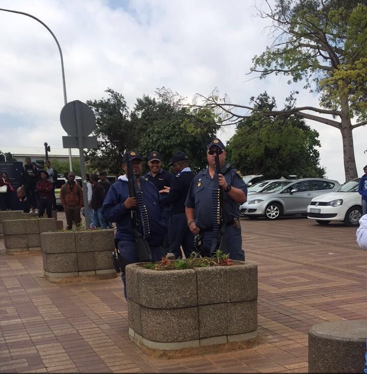 #FeesMustFall: Week 3, Day 2 – A student's diary