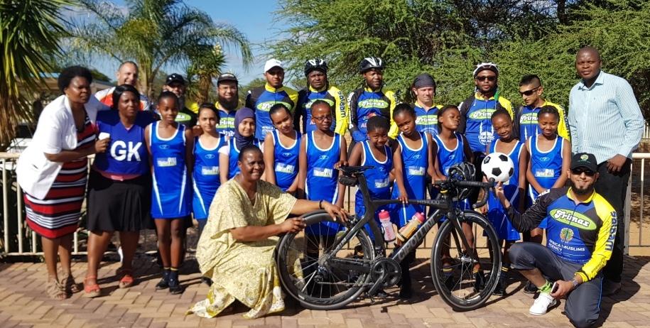 Polokwane to Mokopane – #Riding4SAeducation Day 2