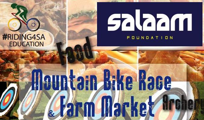 #Riding4SAeducation Mountain Bike Race and Outdoor Market