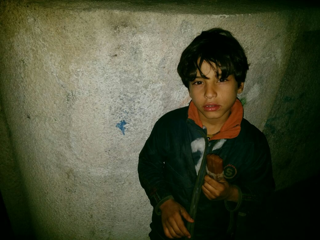 The Gaza Desk – Children without a childhood