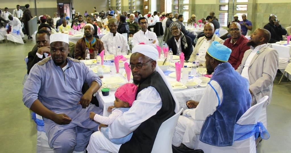 Soweto Muslim elders honoured