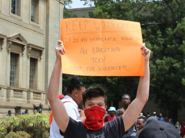 #FeesMustFall Week 3, Day 3 – A student's diary