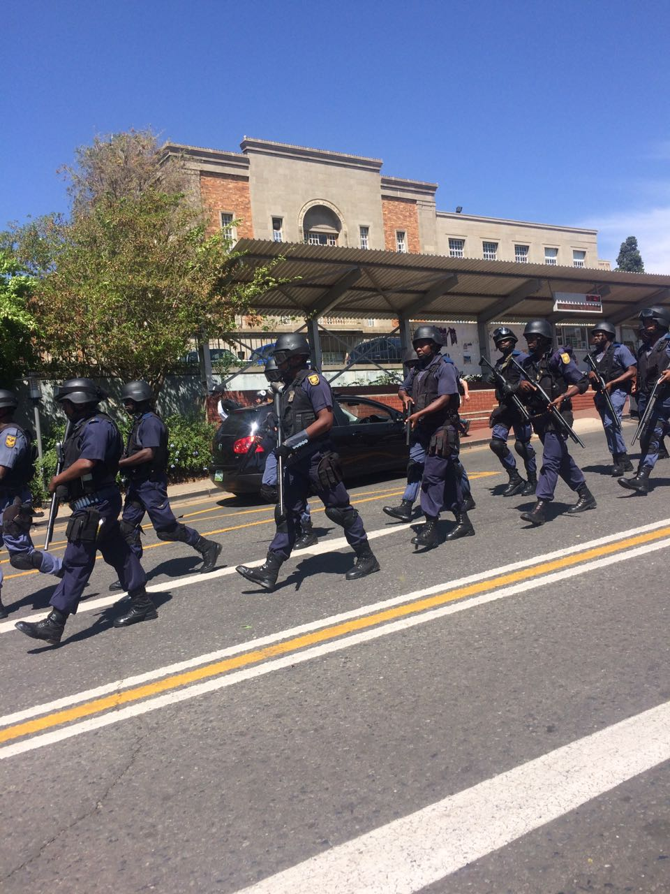 #FeesMustFall Week 4 day 2 – A student's diary