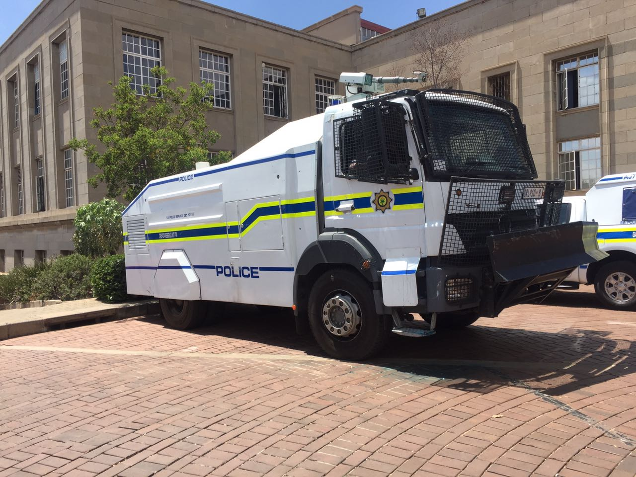 #FeesMustFall Week 4, day 3 – A student's diary