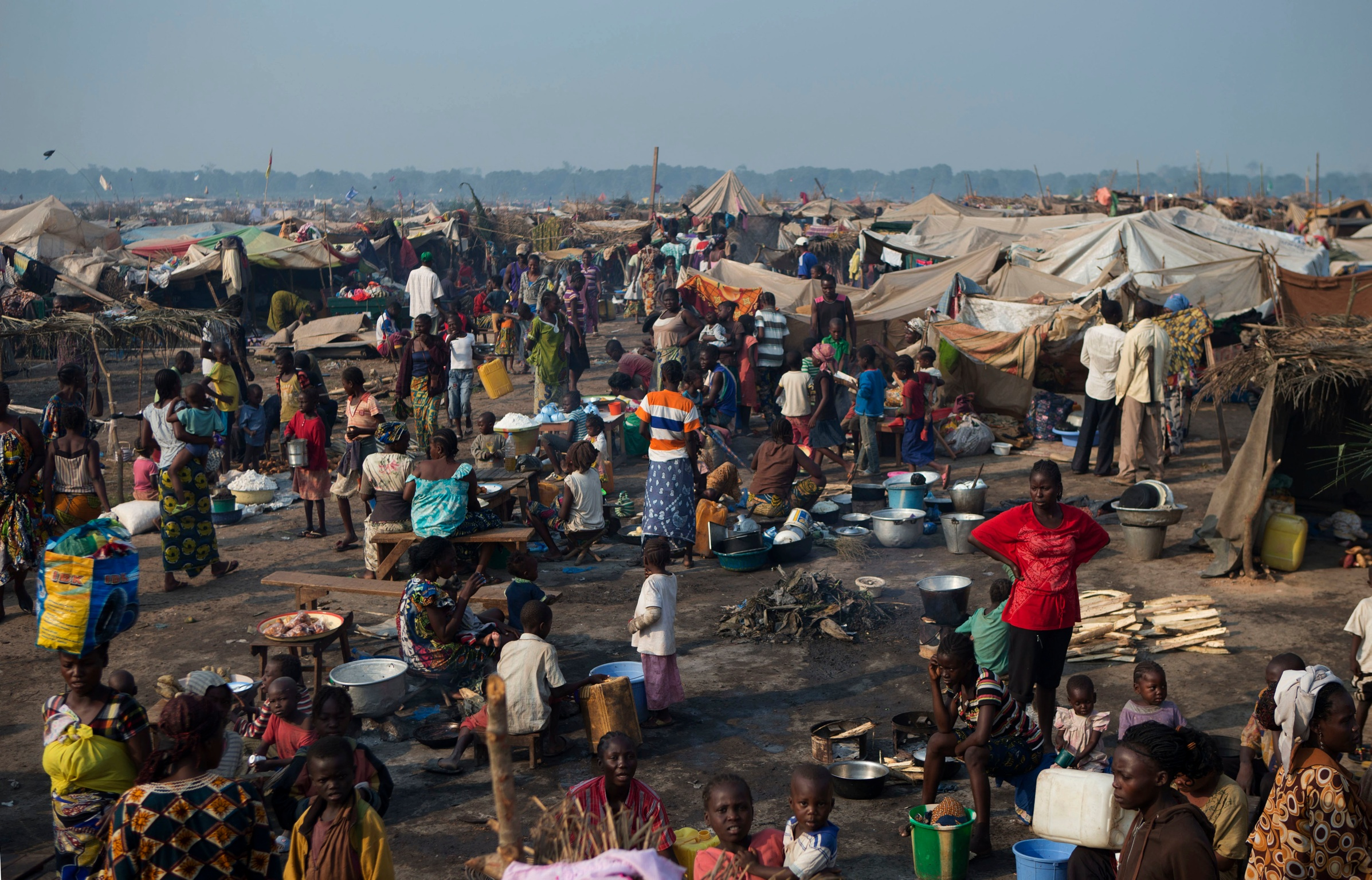 Central African Republic: A crisis that must not be forgotten