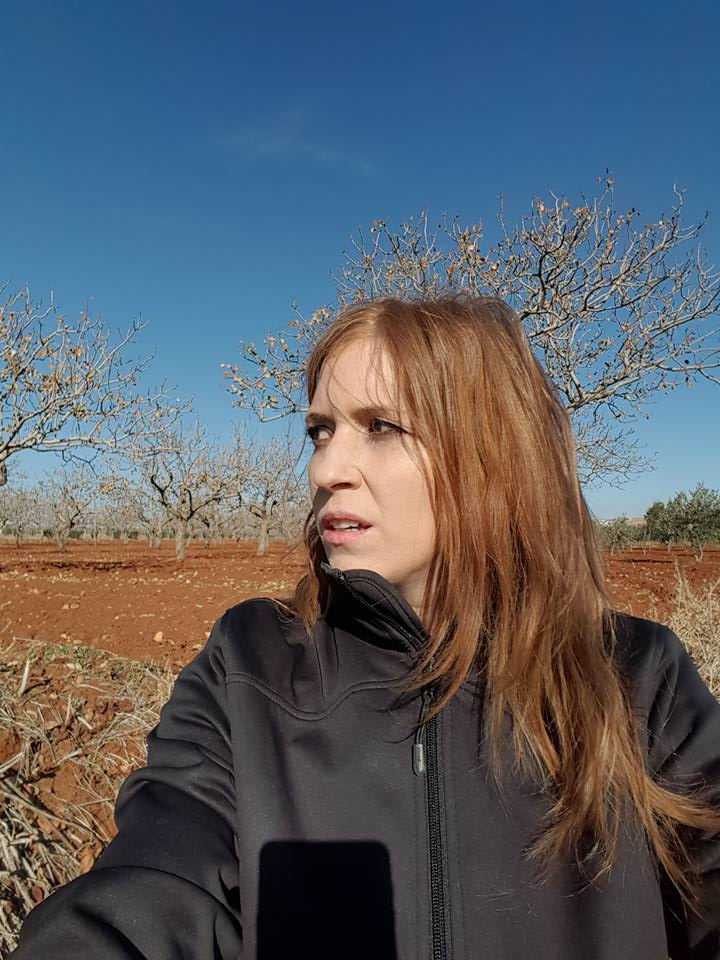 South African journalist returns from the Turk/Syria border