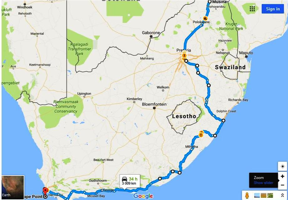 50 towns | 3000km | #Riding4SAeducation
