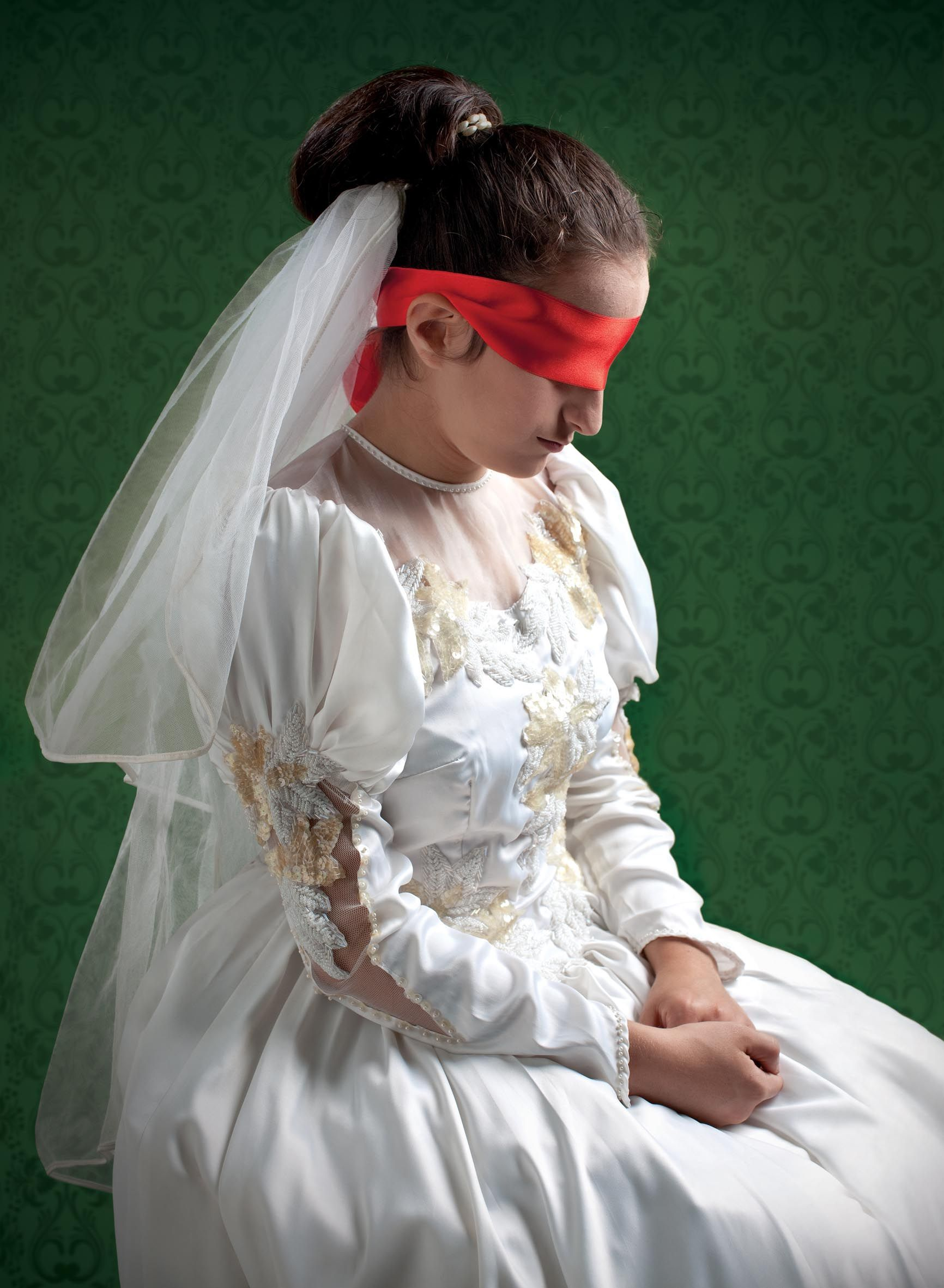 Cry From A Child Bride