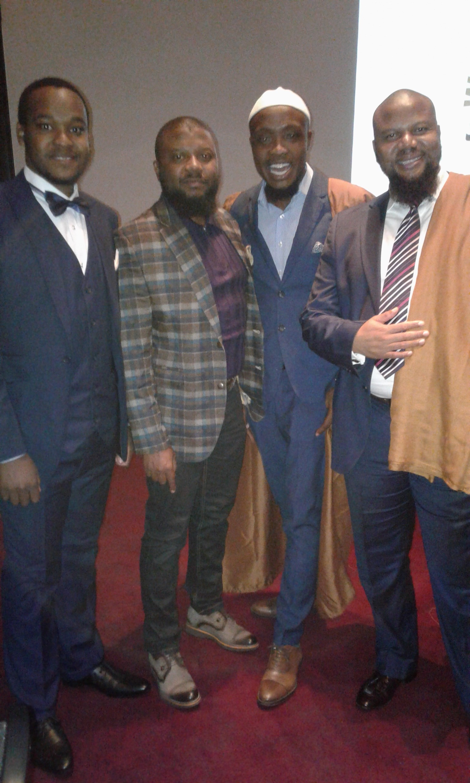 Winterveldt Madressah Hosts Gala Dinner