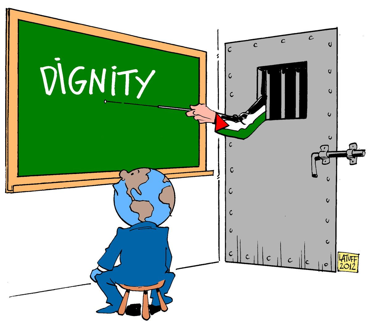 Kathrada Foundation sides with Palestinian prisoners