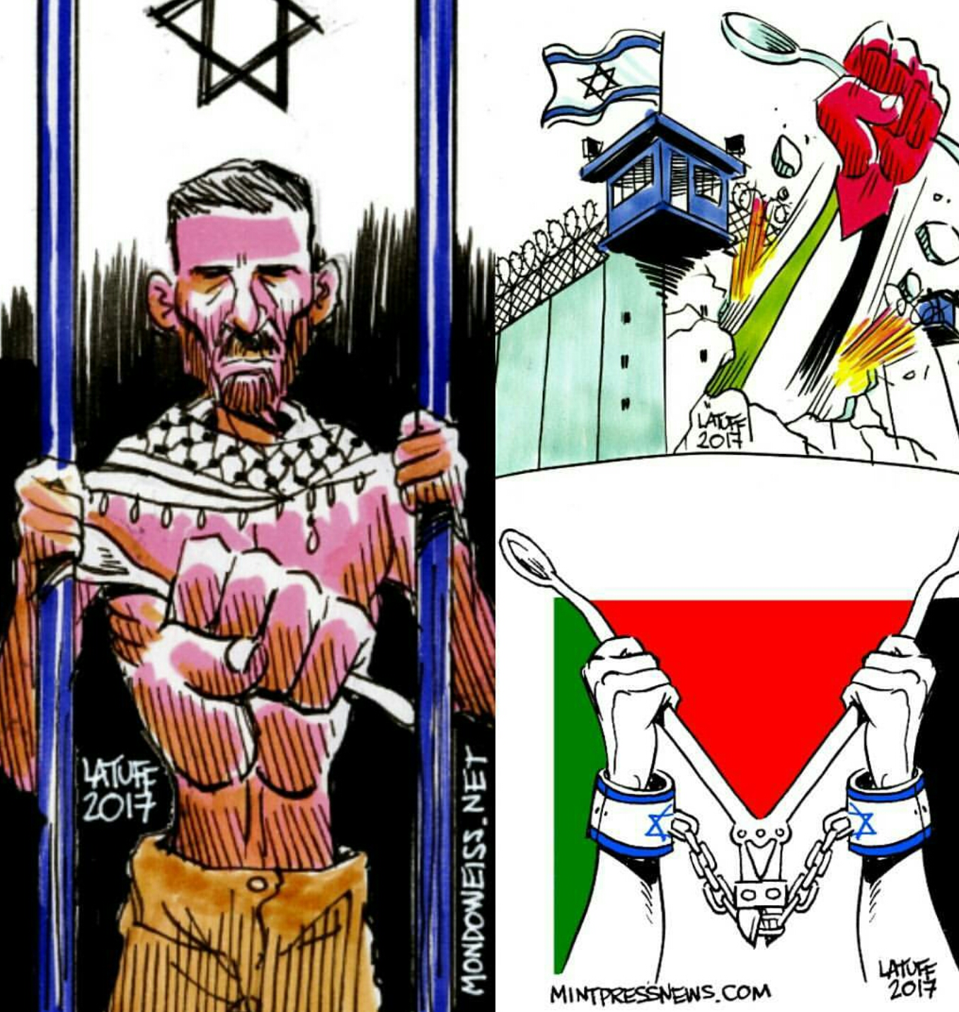 SA Ministers to join Palestinian hunger strike