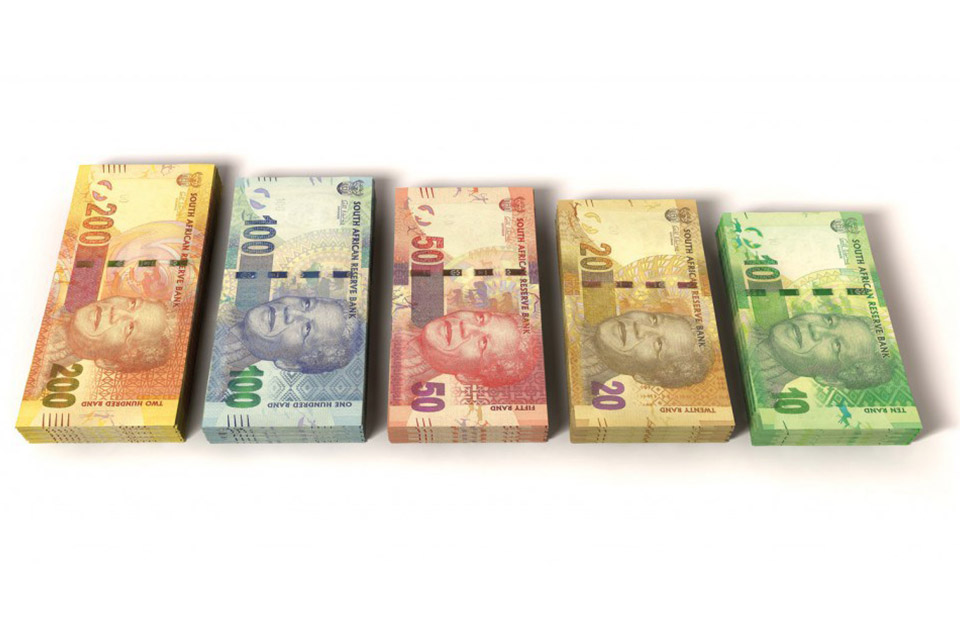 South African economy in recession