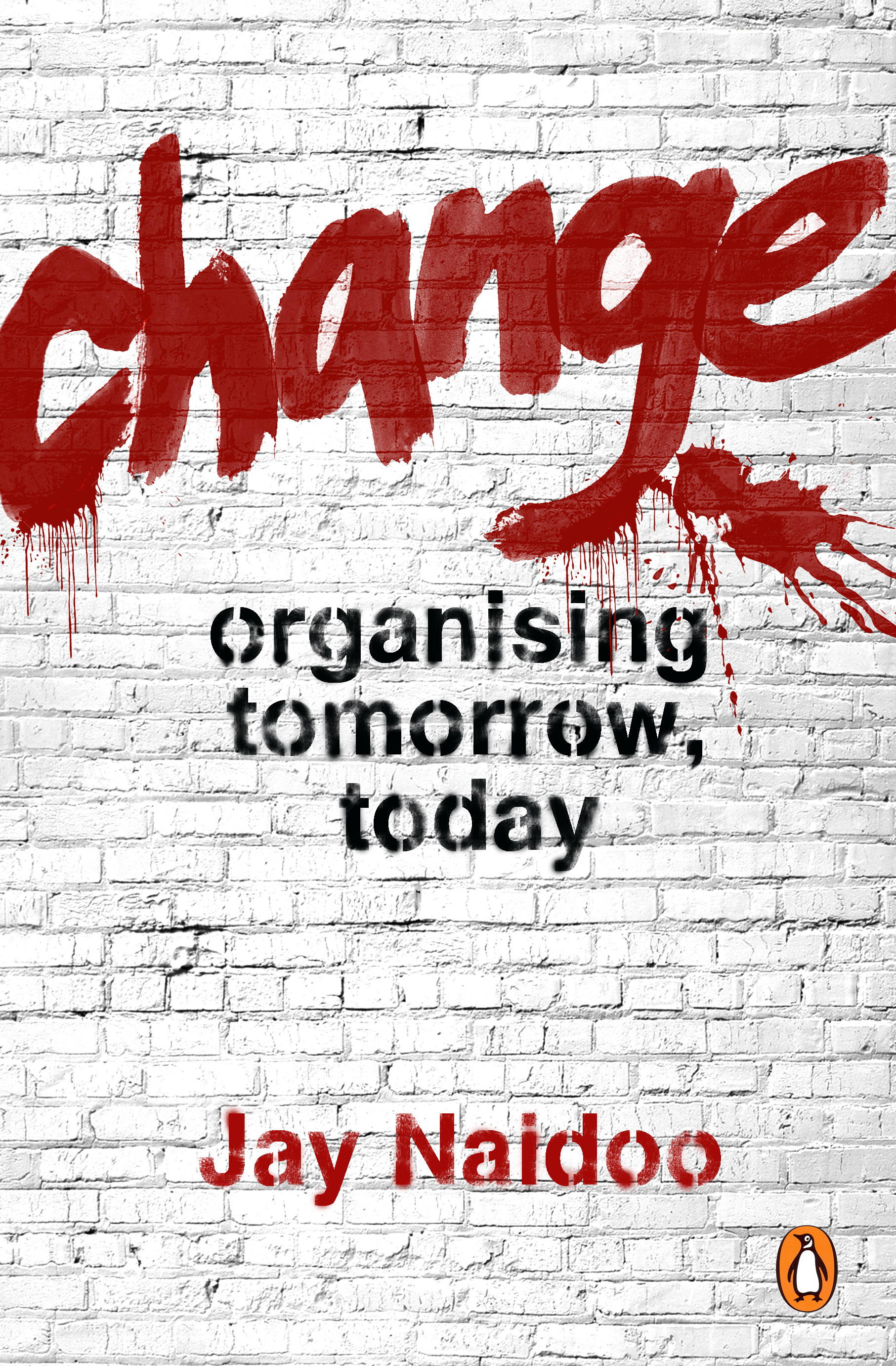 Book Review – Change: Organising Tomorrow, Today